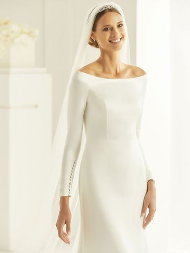 Bianco-Evento-bridal-dress, Tiffany
