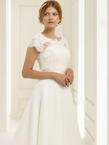 Bianco-Evento-bridal-dress, Peonia