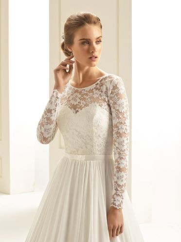 Bianco-Evento-bridal-dress, Vanessa
