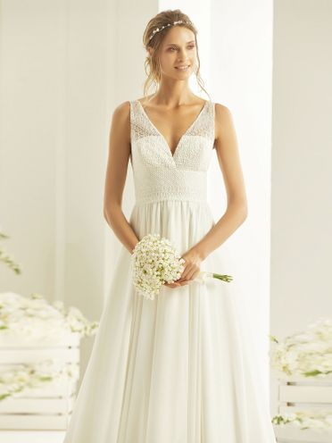 Bianco-Evento-bridal-dress, Rebecca