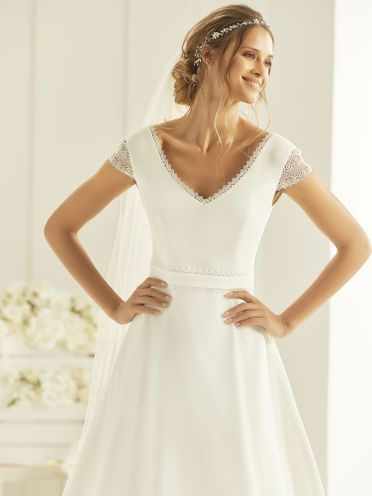 Bianco-Evento-bridal-dress, Natura