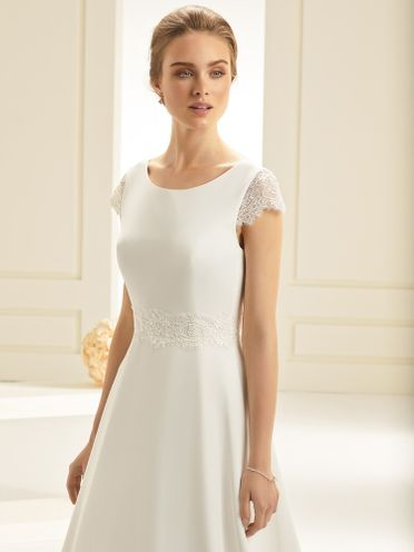 Bianco-Evento-bridal-dress, Letizia