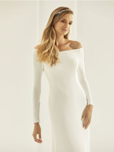 Bianco-Evento-bridal-dress, Nicole